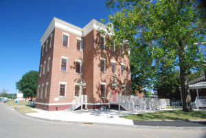 "St. Elizabeths West Campus, Atkins Hall Window Restoration"" | Credit: U.S. General Services Administration"
