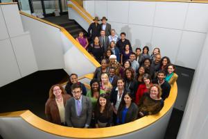 2012 National Preservation Conference Diversity Scholars.   Photo courtesy of Barry