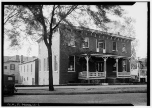 Figh-Pickett House Credit: Library of Congress
