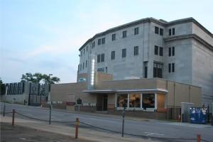 Exterior of Greyhound Bus Station after rehabilitation. Credit: Alabama Historical Commission