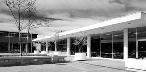 Painted Desert Community Complex, 1962 | Courtesy NPS/Photo by Beinlich Photography