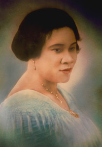 Portraito of Madame CJ Walker | Courtesy of  Alelia Bundles and the Madame Walker Family Archives