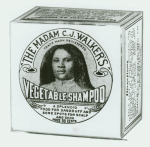 Madame Walker Shampoo | Courtesy of  Alelia Bundles and the Madame Walker Family Archives