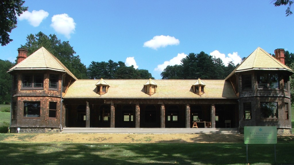Completed Project - front elevation. | Credit: National Trust for Historic Preservation