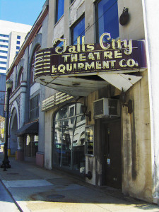 Falls City Theatre Equipment Co. | Credit: vxla via Flickr Creative Commons