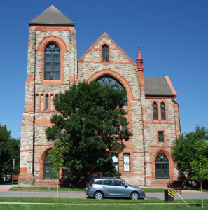 Christ Methodist Episcopal Church (now The Sanctuary Lofts) in Denver, CO. | Credit: Jeffrey Beall