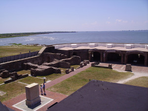 Fort Sumpter | Credit: Calvinf via Flickr (Creative Commons)