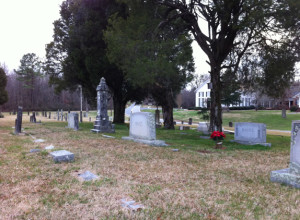 Ramah Presbyterian Church and Cemetery, Huntersville, N.C. | Credit:  Thompson Mayes