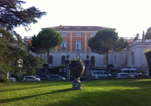 The American Academy in Rome. | Credit: Thompson Mayes