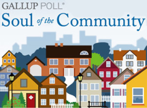 Are those historic houses? | Credit: Knight Foundation/Gallup Poll, Soul of the Community.