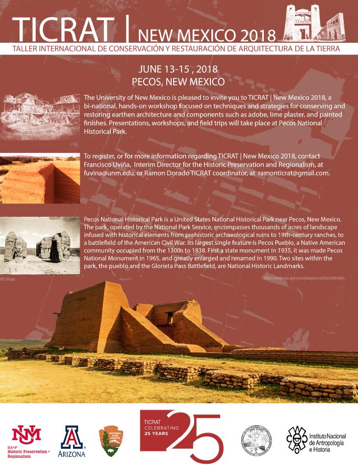 TICRAT workshop flyer
