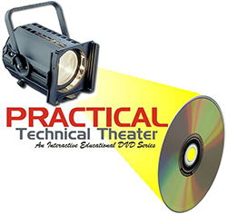 Practical Technical Theater. An Interactive Educational DVD Series. http://www.interactiveeducationalvideo.com/