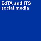 EdTA and ITS social media