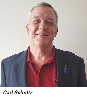 Carl Schultz headshot