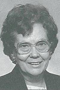 Nancy W. Sprowls photo