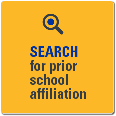 Search for prior school affiliation.
