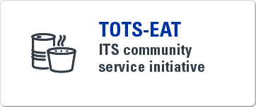 TOTS-Eat. ITS community service initiative.