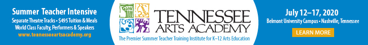Tennessee Arts Academy 2020