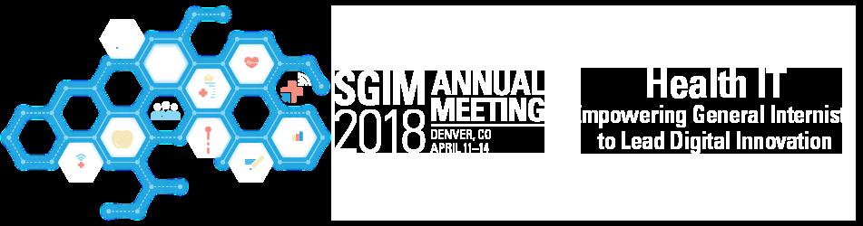2018 SGIM Annual Meeting