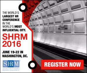 Register for SHRM 2016
