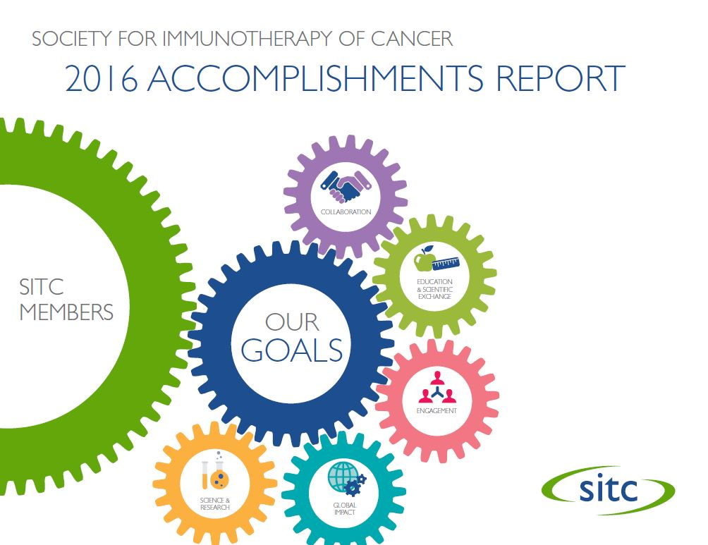 2016 Accomplishments Report