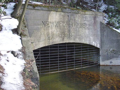 New Kirk Tunnel