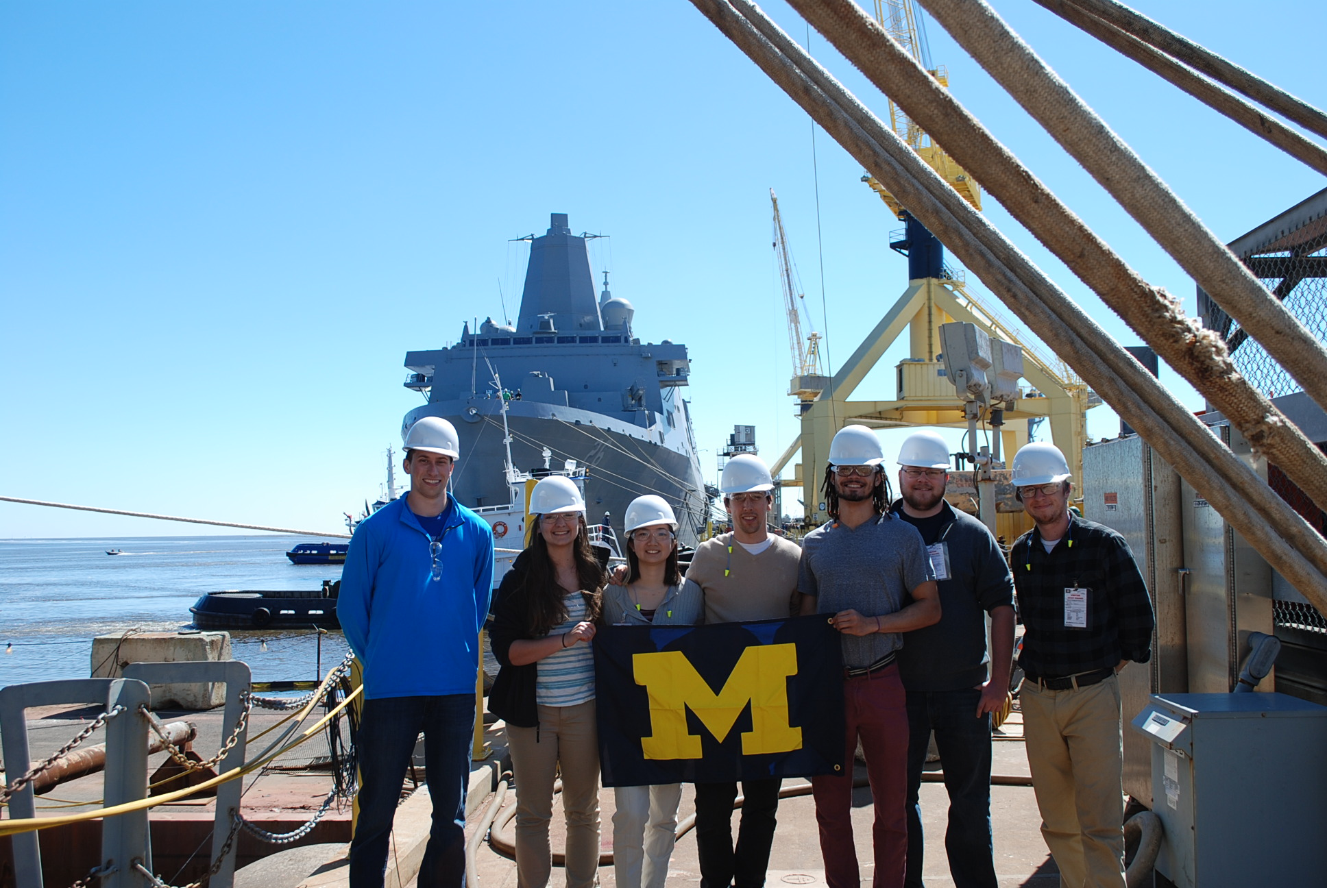 If You Have Questions About Quarterdeck And/or The University Of Michigan  Naval Architecture U0026 Marine Engineering Department, Please Email Us At ...