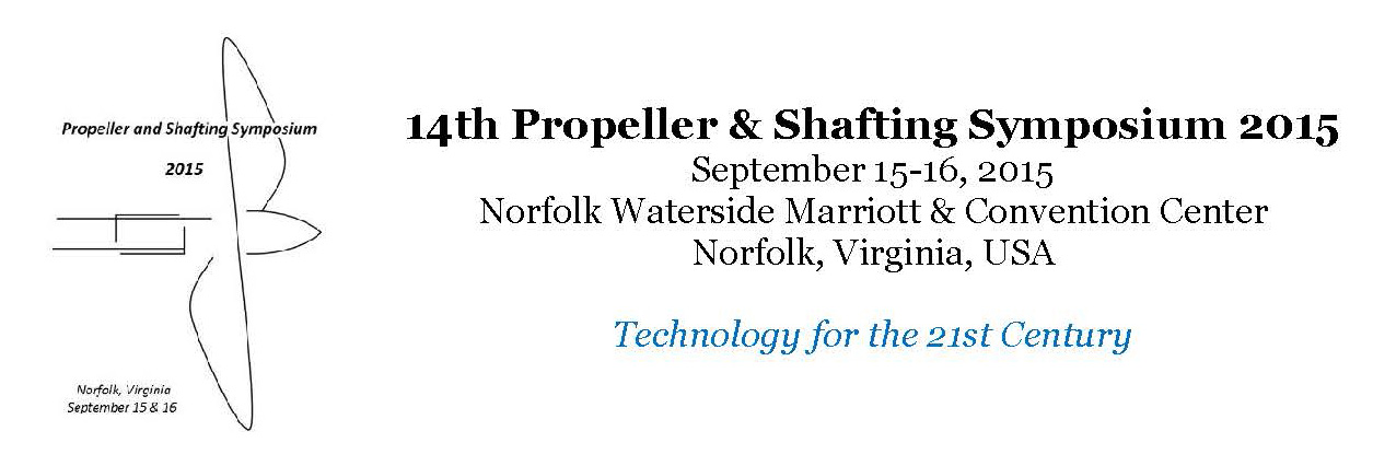 Propeller & Shafting 2015