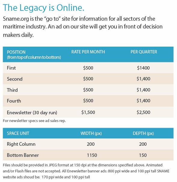 Online Ad Rates/Specs 2019