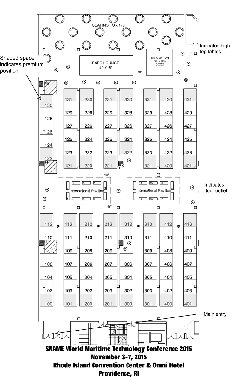 expo floorplan 2015 world maritime conference