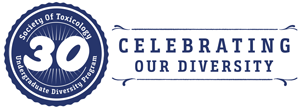 Undergraduate Diversity Program Anniversary Logo