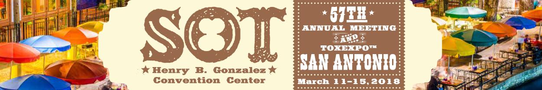 2018 SOT Annual Meeting in San Antonio banner