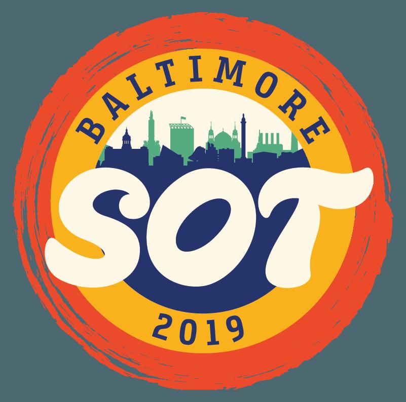 2019 SOT Annual Meeting logo
