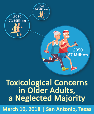 Toxicological Concerns in Older Adults CCT Meeting Logo