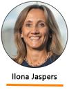 Headshot of Ilona Jaspers