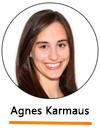 Headshot of Agnes Karmaus