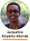 Headshot of Jacqueline Kinyamu-Akunda