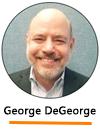 Headshot of George DeGeorge