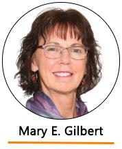 Headshot of Mary E. Gilbert
