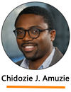 Headshot Chidozie J. Amuzie