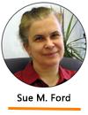 Headshot of Sue M. Ford