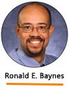 Headshot of Ronald E. Baynes