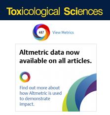 ToxSci and Altmetrics logos