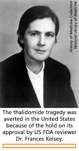 Headshot of Dr. Frances Oldham Kelsey
