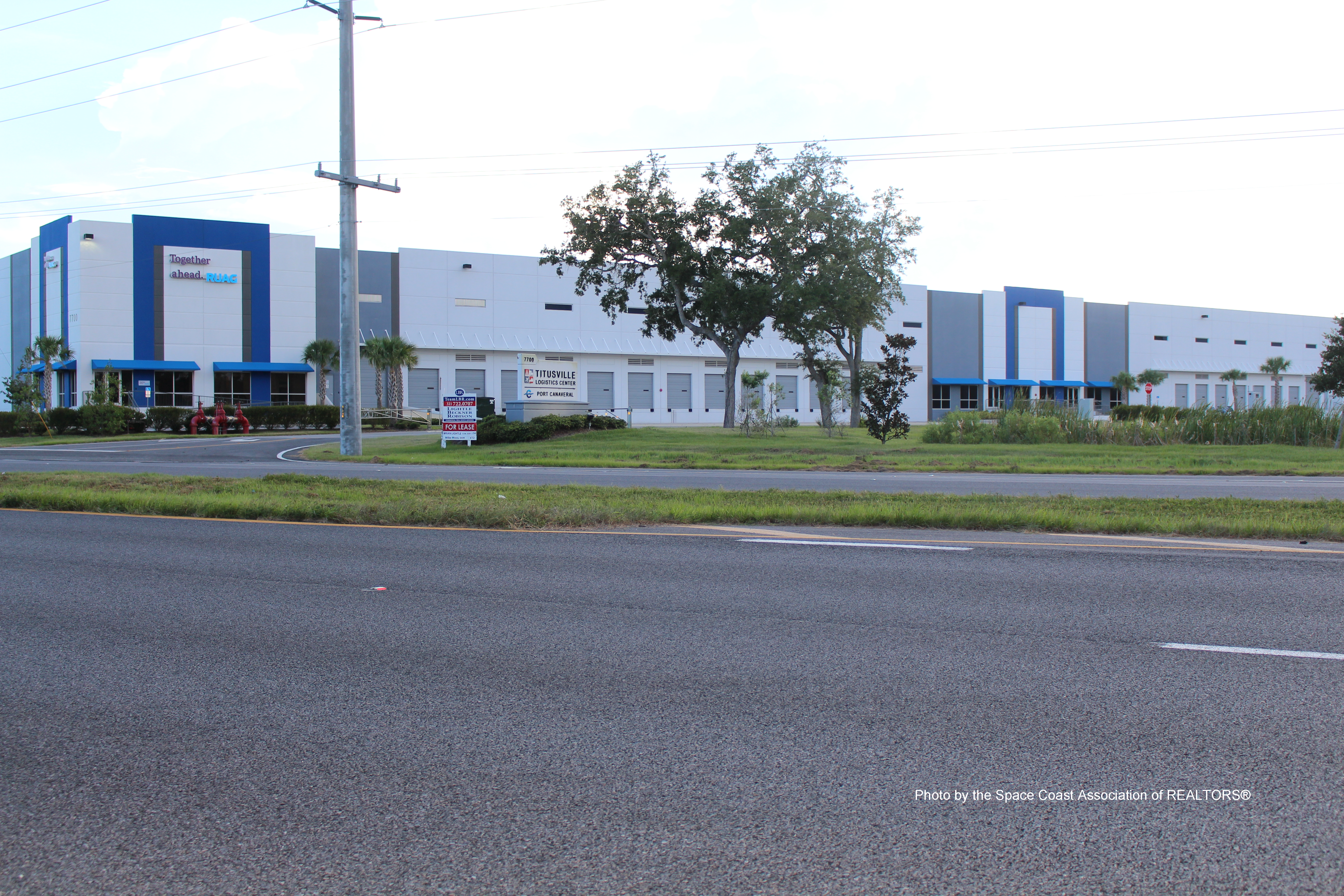 Logistics Center, Port St. John, Florida