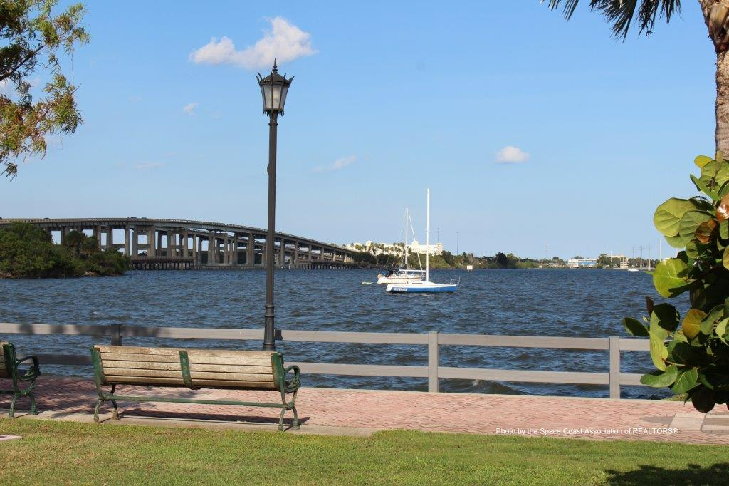 Cocoa Village waterfront