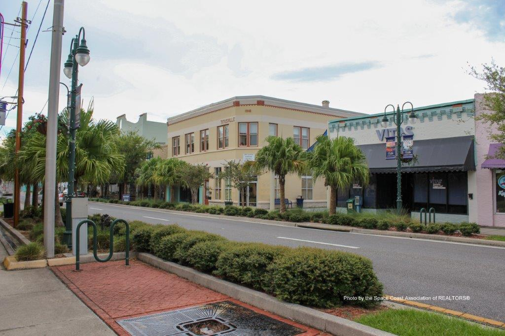 Downtown Titusville, Florida