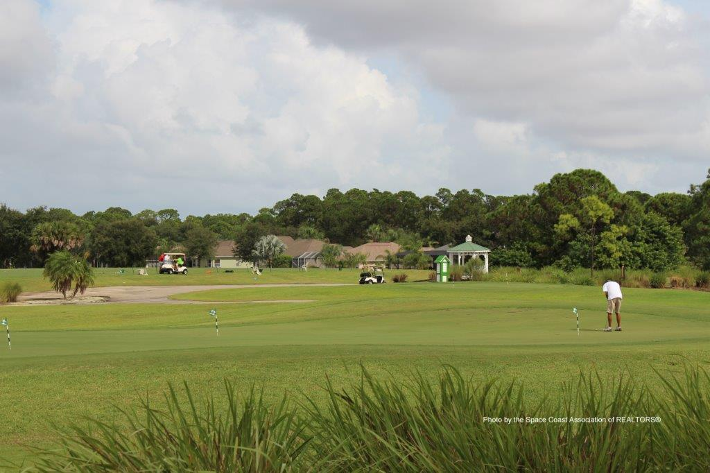 Tom Majors Golf Course Palm Bay Florida