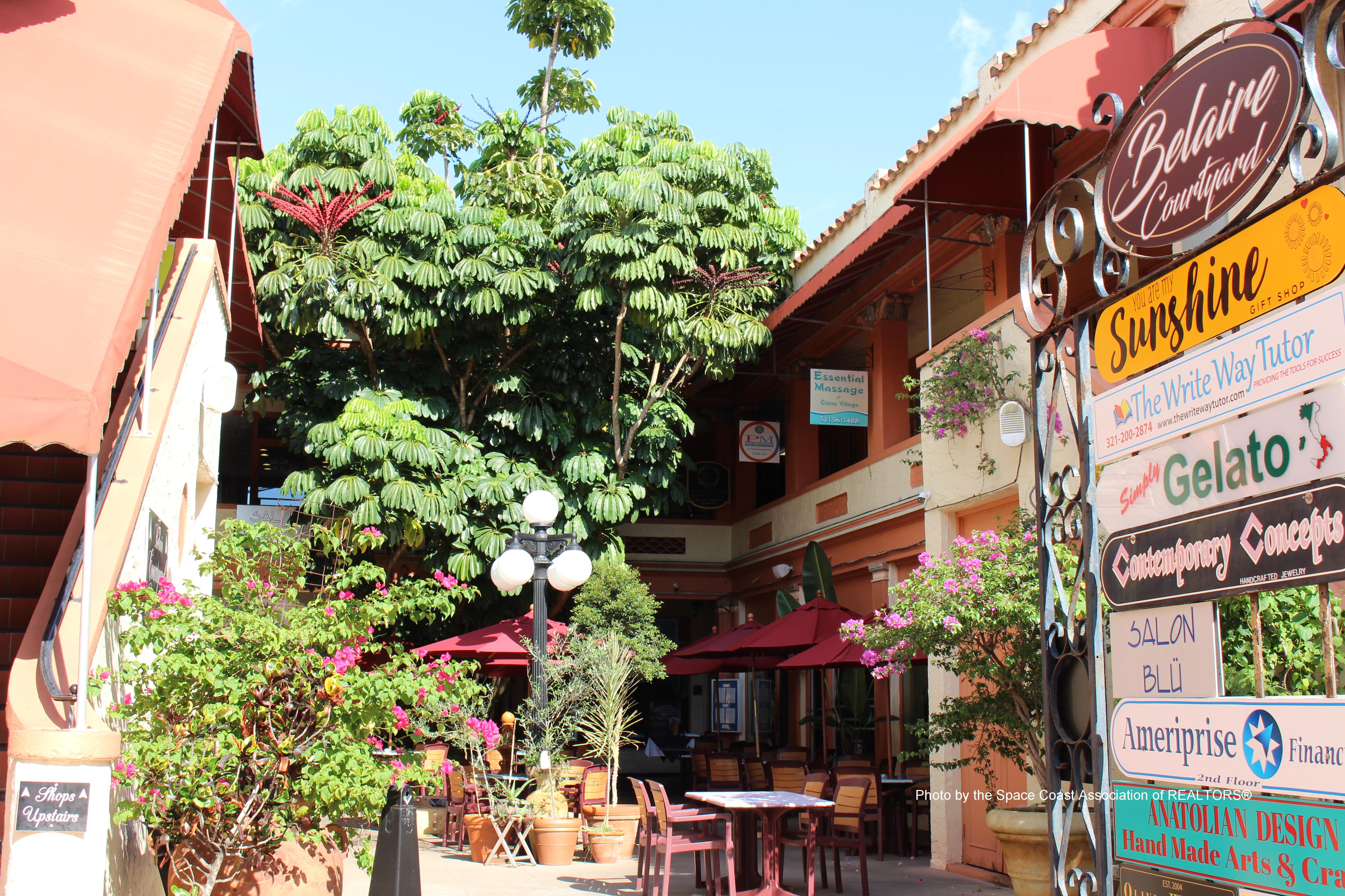 Belaire Courtyard Cocoa Village, Florida