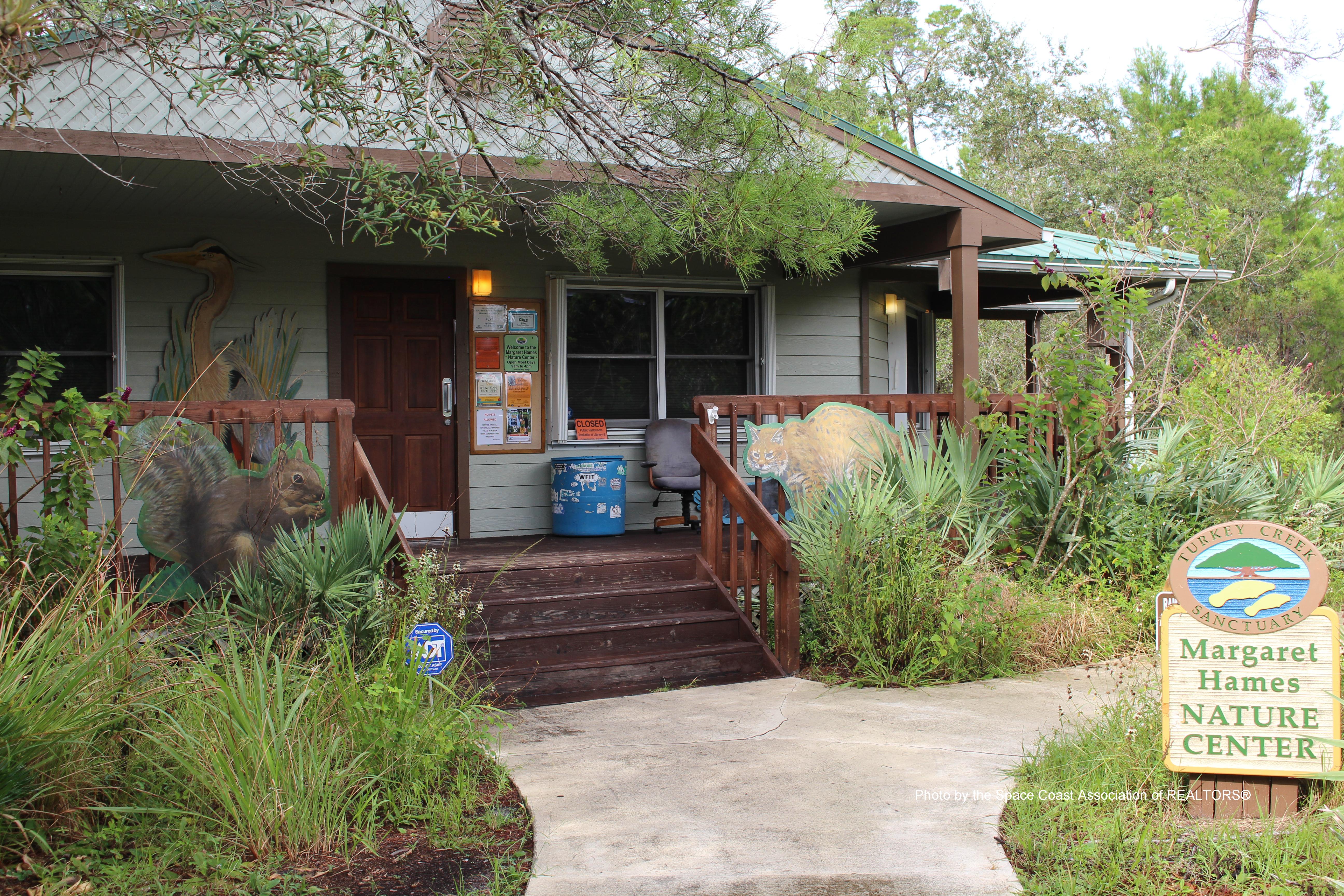 Turkey Creek Sanctuary, Margaret Hames Nature Center, Palm Bay, Florida